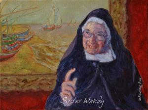 Sister Wendy, Happy 83rd Birthday